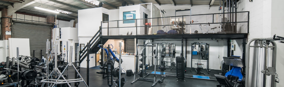 Personal Training Gym In Nottingham