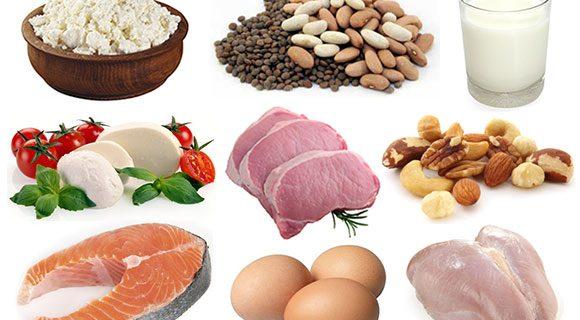 How do I get enough protein?